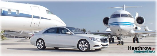Fast Moving London Airport Transfer